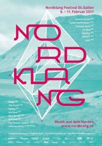 Nordklang 17 poster